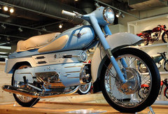 Photo of a 1962 Aermacchi 175 Chimera