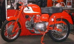 Photo of a 1964 Aermacchi 250 Ala Azzurra