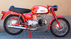 1960 Aermacchi 250 Ala Verde serie 1