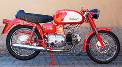 1962 Aermacchi 250 Ala Verde serie 1