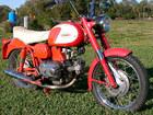 1972 Aermacchi Spirit 250