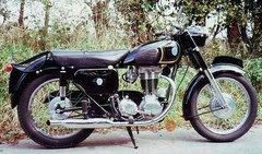 1967 AJS Model 16 350 MS