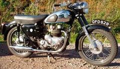1954 AJS Model 20 500