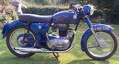 1963 AJS Model 8 350