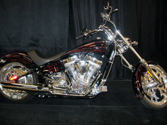 Photo of a 2007 American IronHorse Outlaw