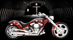 Photo of a 2007 American IronHorse Slammer