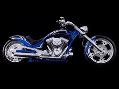 2007 American IronHorse Slammer (V-Rod)
