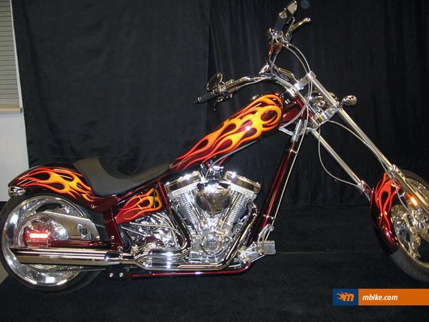 2007 American IronHorse Texas Chopper (V-Rod) Picture