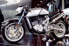 Photo of a 2001 Aprilia Blue Marlin