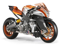 Photo of a 2009 Aprilia FV2 1200 Concept