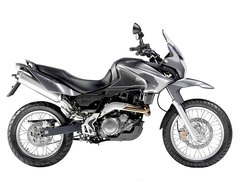 Photo of a 2009 Aprilia Pegaso 650 Trail