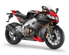 Photo of a 2009 Aprilia RSV 4
