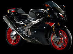 Photo of a 2004 Aprilia RSV Mille 1000 R Nera