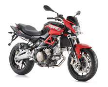 Photo of a 2010 Aprilia Shiver 750
