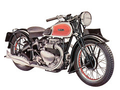 Photo of a 1937 Ariel 1000 SquareFour
