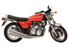 Photo of a 1976 Benelli 750 Sei