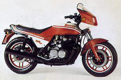 Photo of a 1986 Benelli 900 Sei Sport