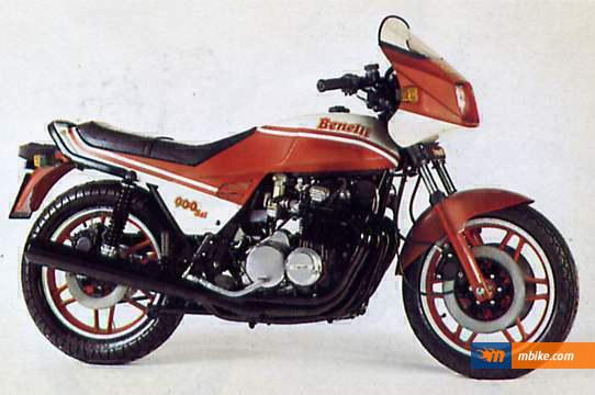 1987 Benelli 900 Sei Sport