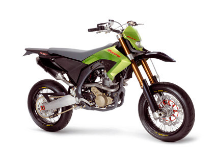 2009 Benelli BX 570 Motard