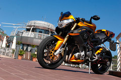 Photo of a 2008 Benelli TnT Cafe Racer