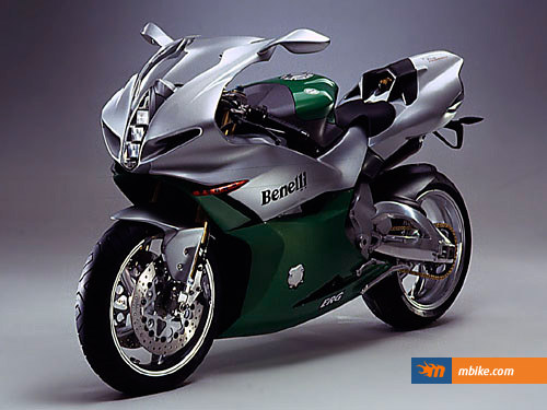 2000 Benelli Tornado Tre 900