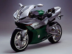 Photo of a 2000 Benelli Tornado Tre 900