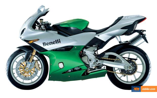 2007 Benelli Tornado Tre LE