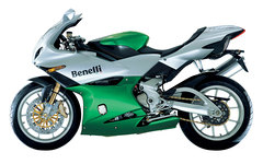 Photo of a 2007 Benelli Tornado Tre LE