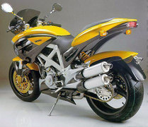 Photo of a 2001 Bimota DB 3 Mantra