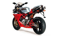 Photo of a 2006 Bimota DB 5 R