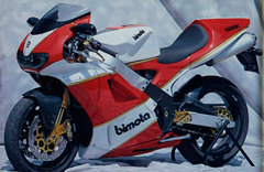 Photo of a 2007 Bimota SB 8 K Gobert