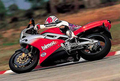 Photo of a 1997 Bimota Supermono