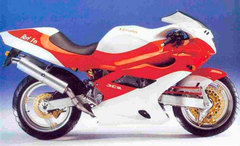 Photo of a 1991 Bimota Tesi 1D