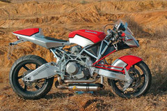 Photo of a 2008 Bimota Tesi 2 D
