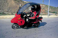 Photo of a 2002 BMW C1 125