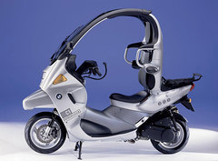 Photo of a 2002 BMW C1 200