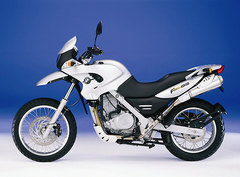 Photo of a 2002 BMW F650GS