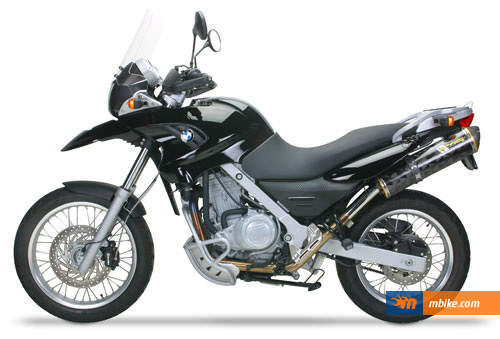Bmw F650gs 2007 Motorcycle Photos And Specs