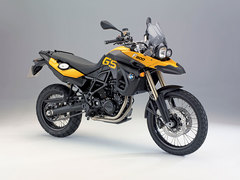 Photo of a 2008 BMW F650GS