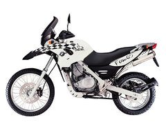 Photo of a 2000 BMW F650GS Dakar