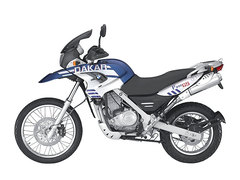 Photo of a 2004 BMW F650GS Dakar