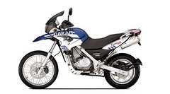 Photo of a 2005 BMW F650GS Dakar