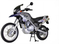Photo of a 2006 BMW F650GS Dakar