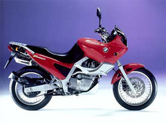 Photo of a 1997 BMW F650ST