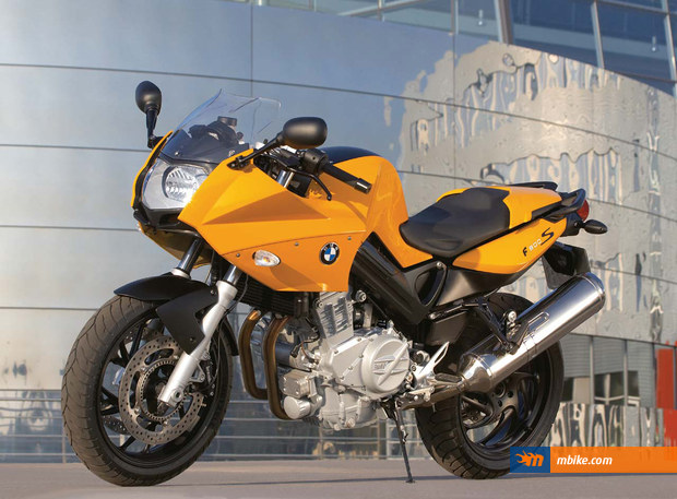 2007 BMW F800S