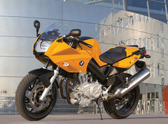 Photo of a 2007 BMW F800S