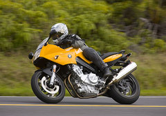 Photo of a 2007 BMW F800ST