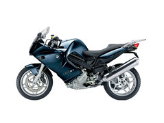 Photo of a 2010 BMW F800ST