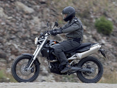 2007 BMW G650 XCountry