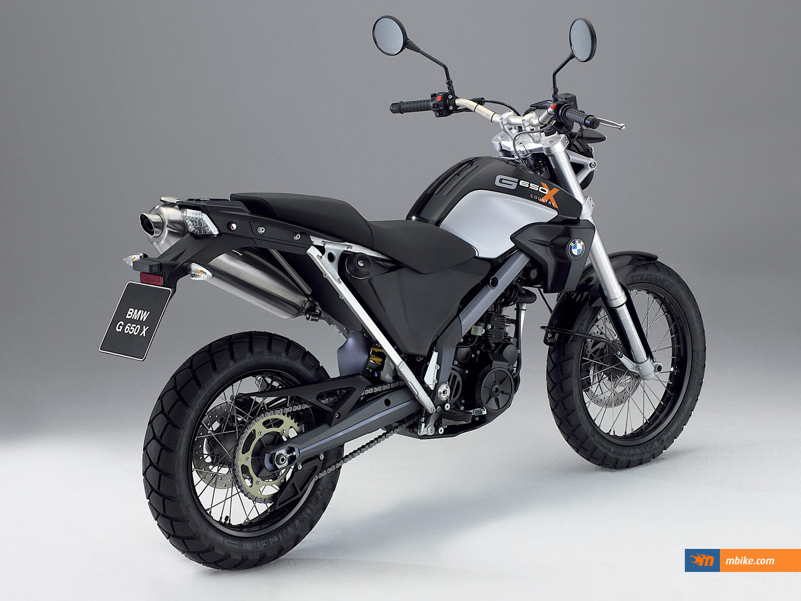 2007 Bmw G650 Xcountry Wallpaper Mbike Com